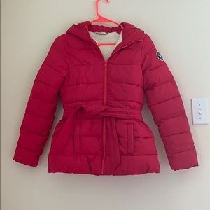 Kids Abercrombie Size XL Coat